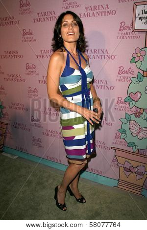 Lisa Edelstein  at the Pink Plastic Party of the Year celebrating the launch of the Tarina Tarantino Barbie Doll. Tarina Tarantino, Los Angeles, CA. 07-17-08