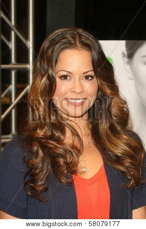 Brooke Burke  at a press conference to announce her partnership with Bally's FItness. Glendale Galleria Shopping Center, Glendale, CA. 07-17-07