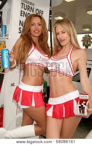 Angelia and Meriah Nelson  at the