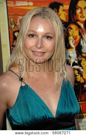 Elle Travis  at the Special Screening of