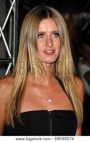 Nicky Hilton  at 'A Night At The Movies With Paris Hilton' celebrating the launch of 'Paris Hilton's My New BFF'. LAX, Hollywood, CA. 09-30-08