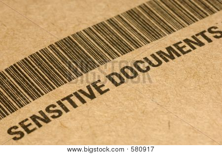 Sensitive Documents