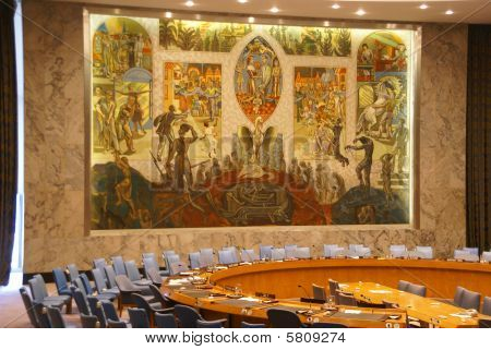 Security Council Chamber