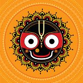 image of sri yantra  - Jagannath - JPG