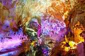Colors Of Sataplia Cave