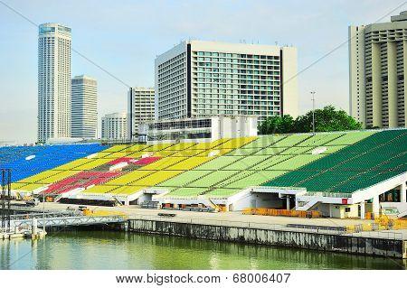 Marina Bay Floating Platform Tribune