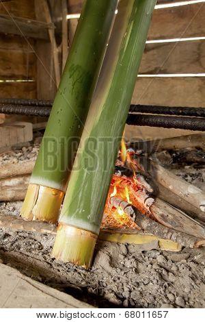 Bidayuh of Sarawak Borneo Cooking Utensil