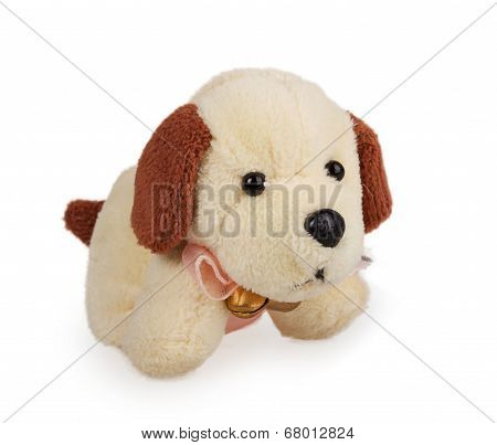 Small Soft Toy Dog