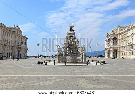 Unity Square Trieste