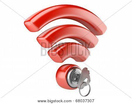 Wifi Security Concept