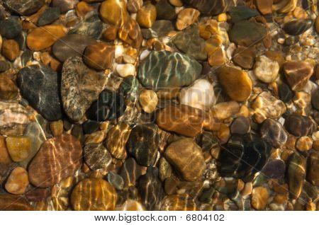 Stone Under Water