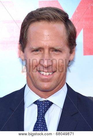 LOS ANGELES - JUN 30:  Nat Faxon arrives to the