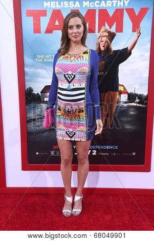 LOS ANGELES - JUN 30:  Eva Amurri Martino arrives to the