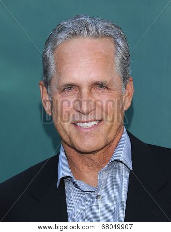 LOS ANGELES - JUL 08:  Gregory Harrison arrives to the Hallmark's