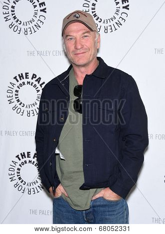 LOS ANGELES - JUN 24:  Ted Levine arrives to the The Bridge