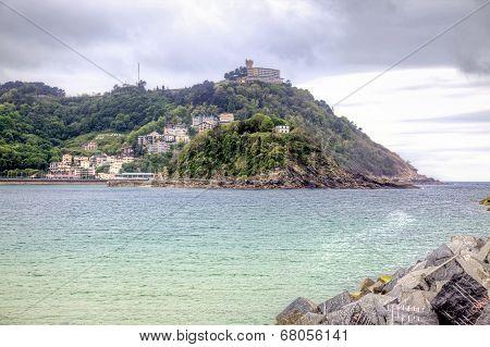 Spain. Island Santa Clara
