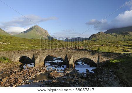 Sligachan Old Bridge