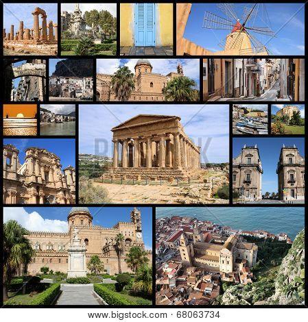 Sicily Landmarks