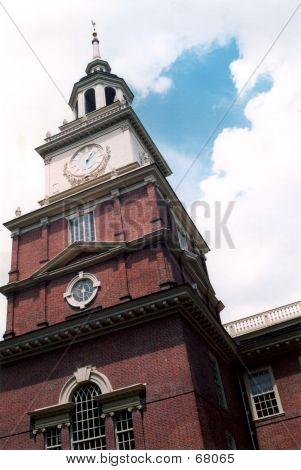Independence Hall Angle