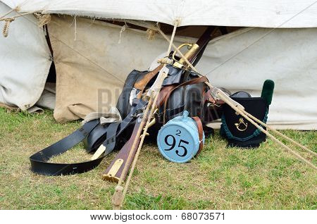 Napoleonic infantry kit