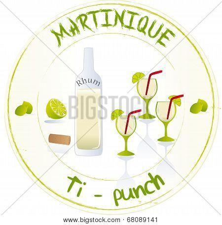 Ti-punch Martinique