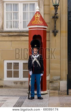 Amalienborg Royal Guard