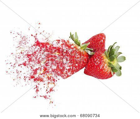 Explosion Strawberries