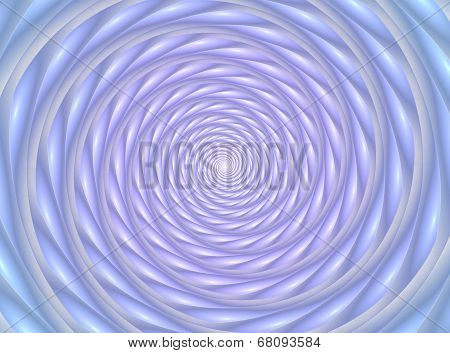Round abstract