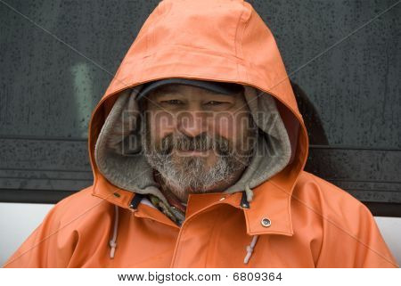 Bearded Fisherman