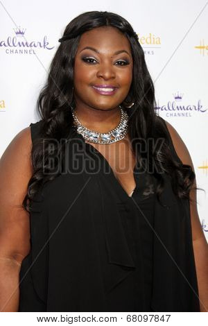LOS ANGELES - JUL 8:  Candice Glover at the Crown Media Networks July 2014 TCA Party at the Private Estate on July 8, 2014 in Beverly Hills, CA