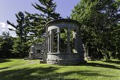 picture of embalming  - MacKenzie King Ruins - JPG