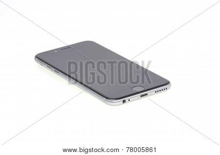 Black Modern Phone