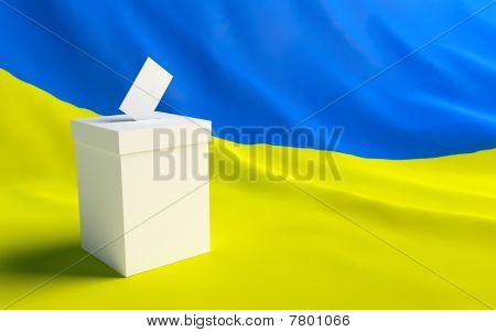 vote box Ukraine