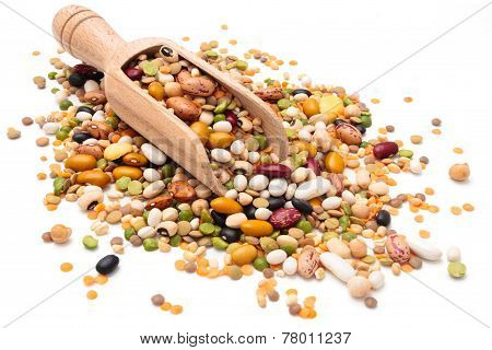Assorted Legumes.