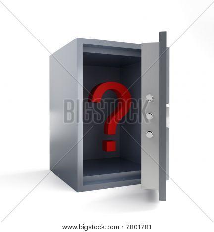 Sefe open question-mark