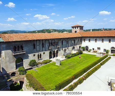 Castelveggio In Verona