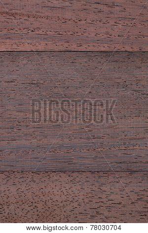 Wenge Wood Sample