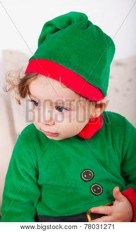 Elf Baby Boy