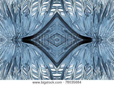 Abstract Shape Pattern