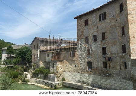Pergola (marches, Italy)