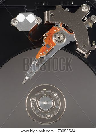Harddisk Drive Isolated