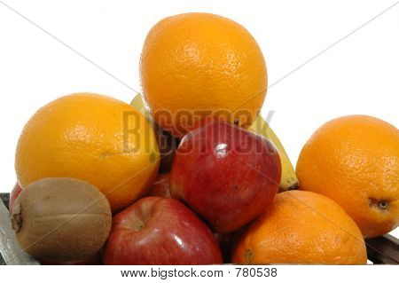 Pile of fruits version 2