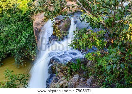 Beautiful Badaghagra waterfal