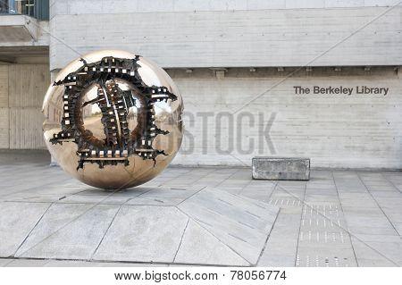 Abstract World Sculpture