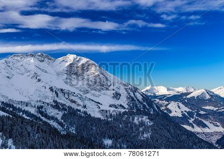 Mountain landscape, Avoraz, France