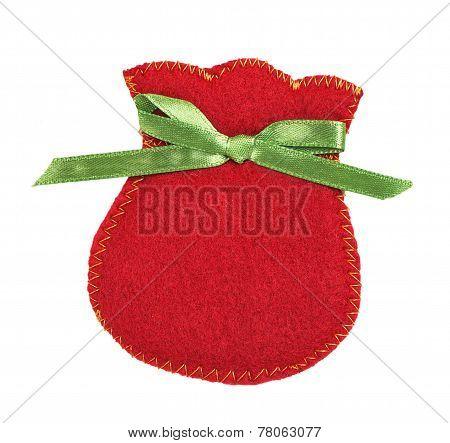 Gift Bag From Felt