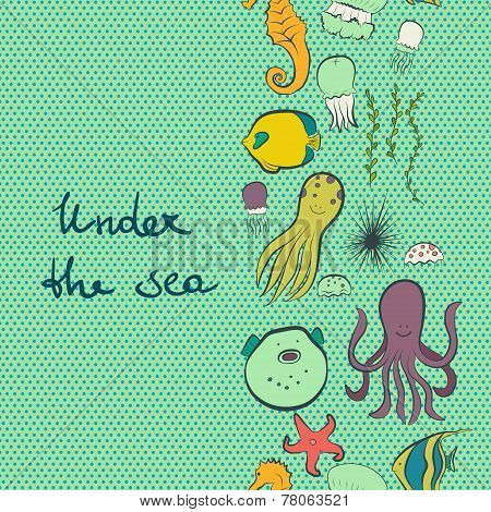 Under The Sea.