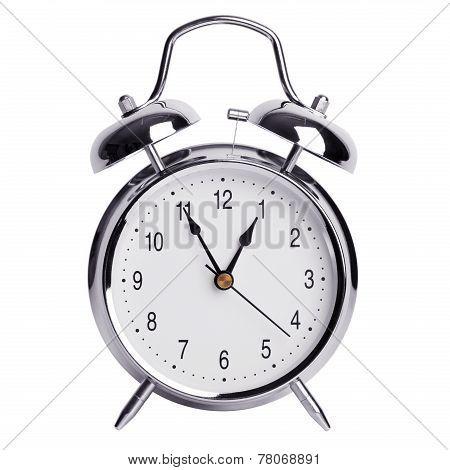 Nearly An Hour On An Alarm Clock