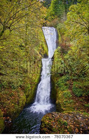Bridal Veil Falls, Oregon
