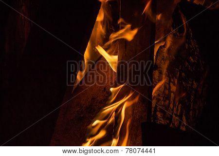 Start Of The Bonfire
